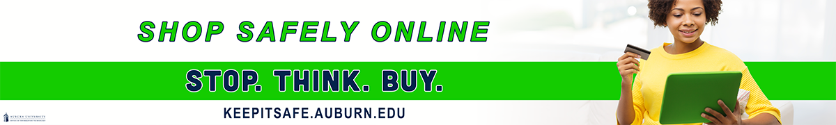Stop. Think. Buy. - Shop safely online