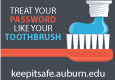 National Cyber Security Awareness Training - Treat your password like your toothbrush