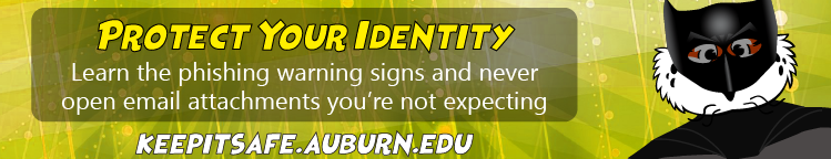 Learn the phishing warning signs